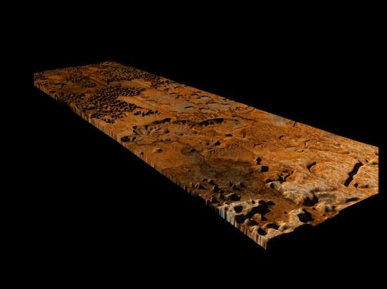 Carta geologica Titano