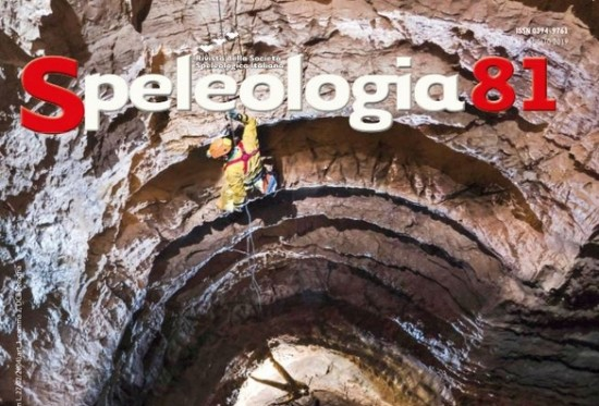 Speleologia numero 81