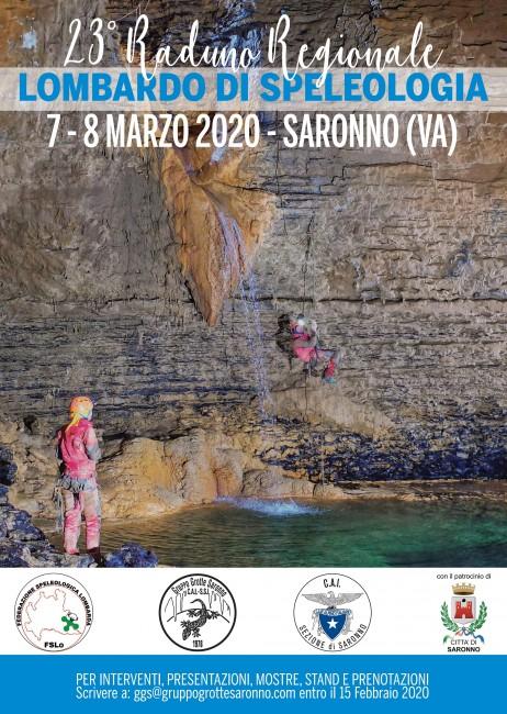 Speleologia raduno regionale Lombardia