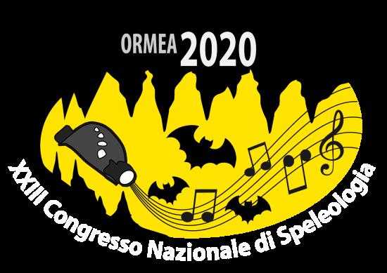 Ormea 2020 Congresso Nazionale di Speleologia