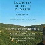 la Grotta dei Cocci - Presentazione libro a Narni