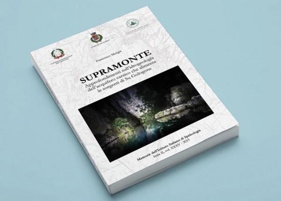 Supramonte - idrologia dell'acquifero carsico sorgenti di Su Gologone