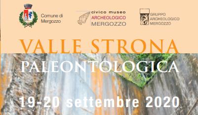 valle Strona paleontologia