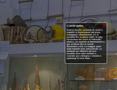 Museo di Speleologia Fantini di Bologna
