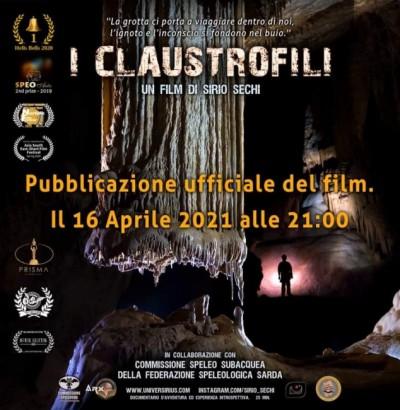 Sirio Sechi Locandina Film I Claustrofobi