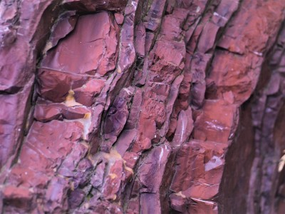 La cava da cui presumibilmente è stata estratta la pietra, Foto di Marina Abisso Ferrazzin