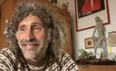 Filippo Dobrilla Caveman Il gigante nascosto