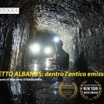 Progetto Albanus: dentro l'antico emissario