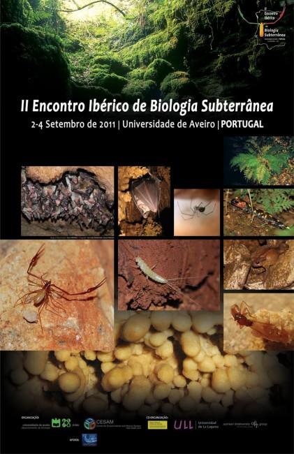 II Encontro Ibérico Biologia Subterrânea