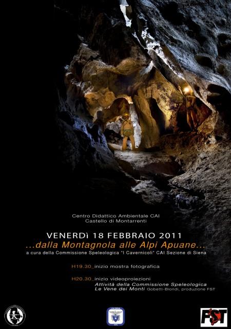 I cavernicoli - Locandina