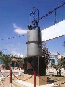 Monumento Lampada Acetilene