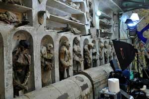 Cripta dei Cappuccini a Palermo