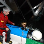 immersione speleosub nella costa concordia