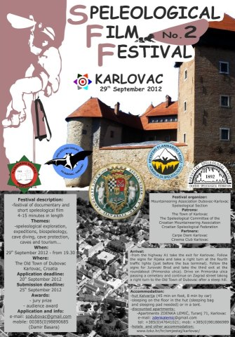 speleological film festival