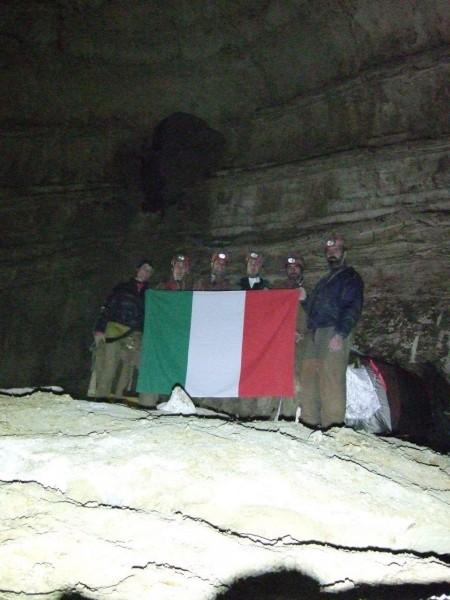 uniti per la grotta